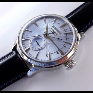 Seiko Presage Ice Blue Automatic Watch SSA343J1